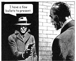 Bullets to present